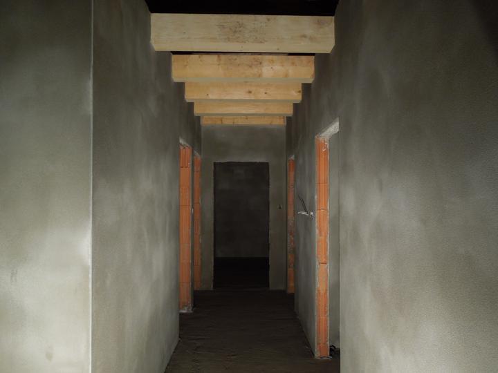 Náš chalupársky sen (Alfa 105) - 9.11.2012 chodba