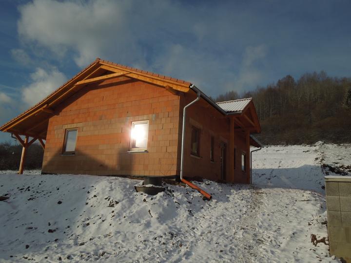 Náš chalupársky sen (Alfa 105) - 5.12.2012