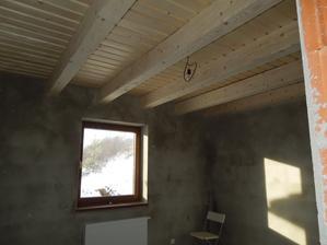 5.12.2012 stropy sú hotové
