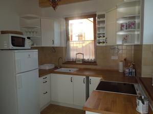 30.6.2013 kuchyňa na 90% dokončená