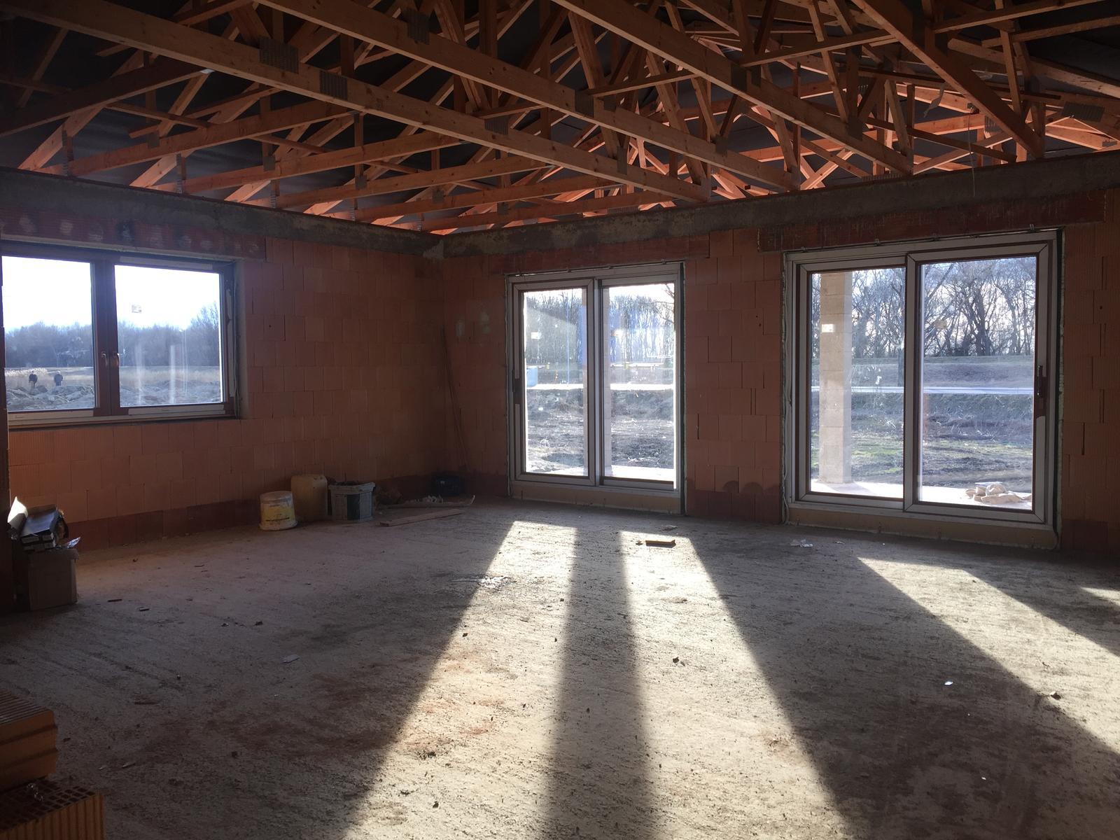 Náš domček bungalovček - bungalov 978 - 2.3. montáž okien