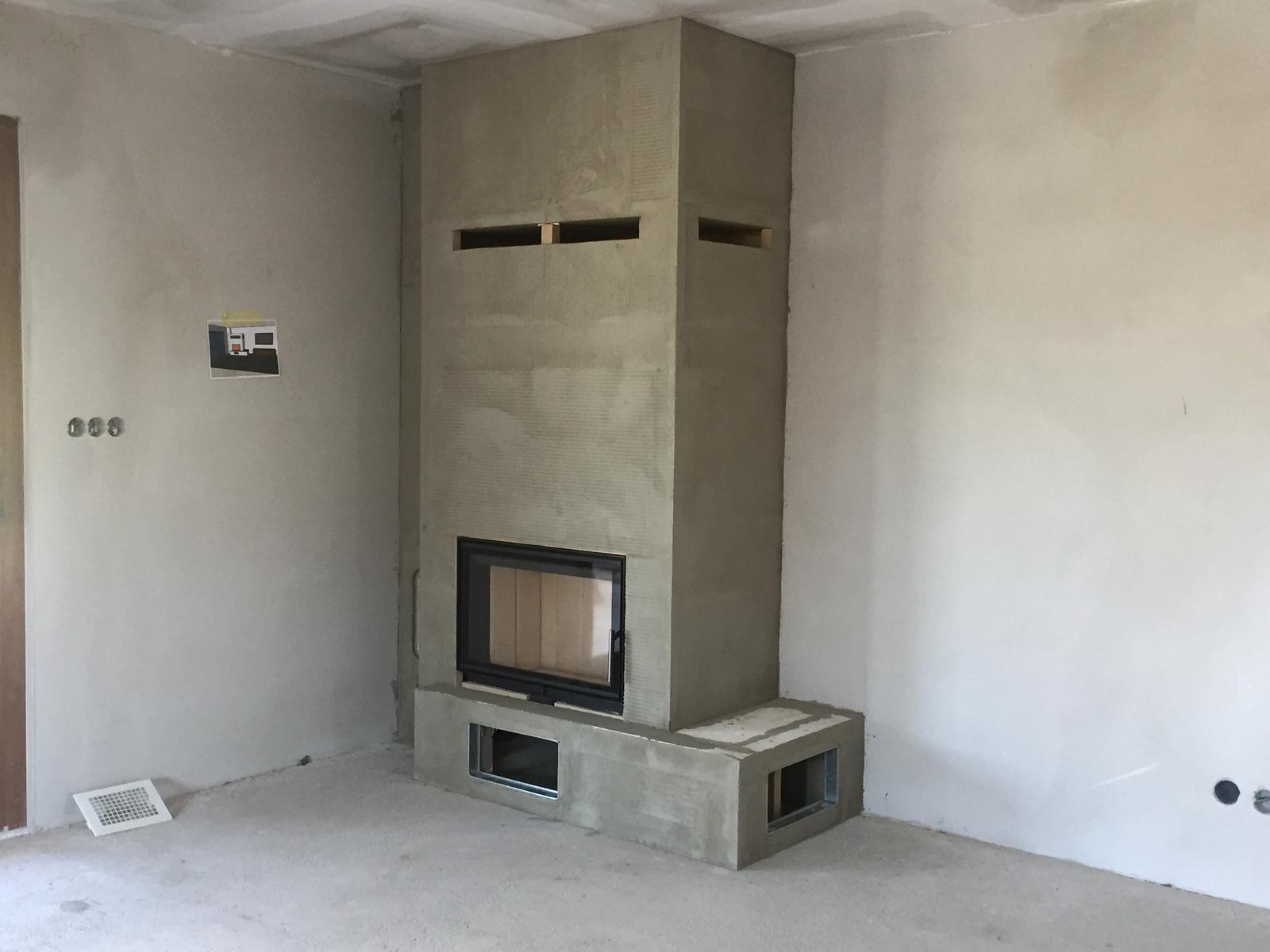 Náš domček bungalovček - bungalov 978 - Teraz počkať týždeň na kameň a omietnuť