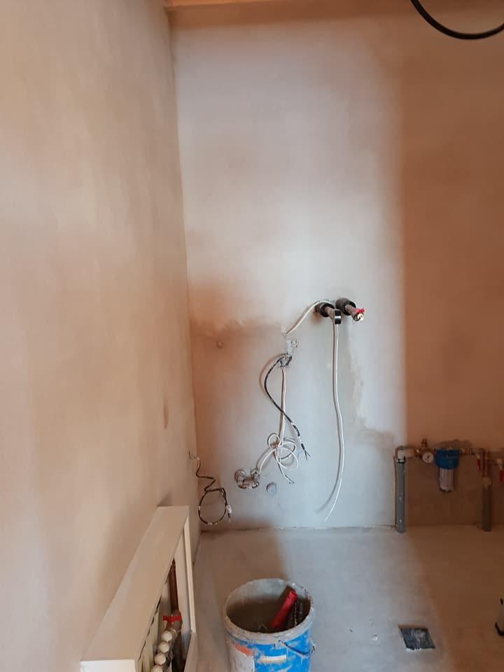 bungalof pri ceresni - Technicka miestnost