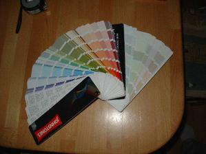 Vzorkovnik farieb zapozicany s predajne