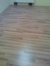 podlaha v detskej - hruška