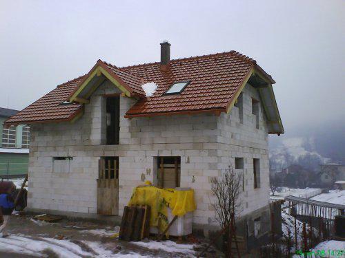 Náš domček I - hrubá stavba - Obrázok č. 41