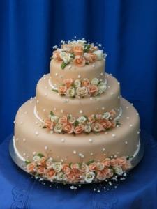 """Náš deň """"D"""" - čo poviete na tortičku ..."""