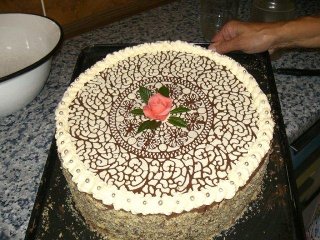 """Náš deň """"D"""" - a takéto krásne tortičky sme dostali"""