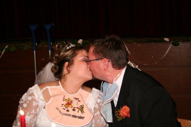 Alexandra{{_AND_}}Ivan - a samozrejme pusa musí byť