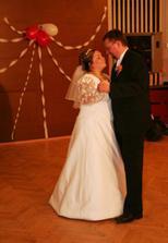 prvý mladomanželský tanec