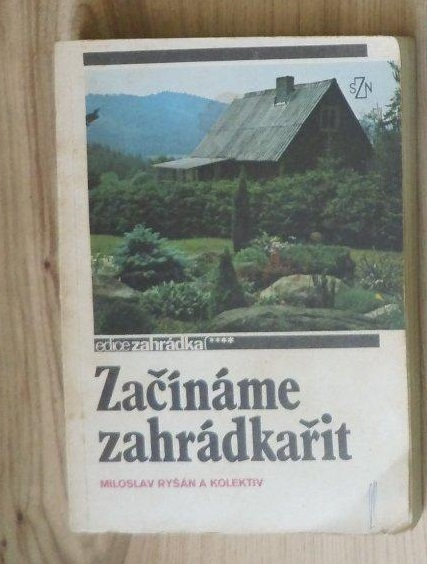 Kniha Začíname záhradkáriť - Obrázok č. 1