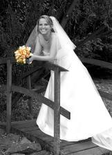 rozesmátá nevěsta
