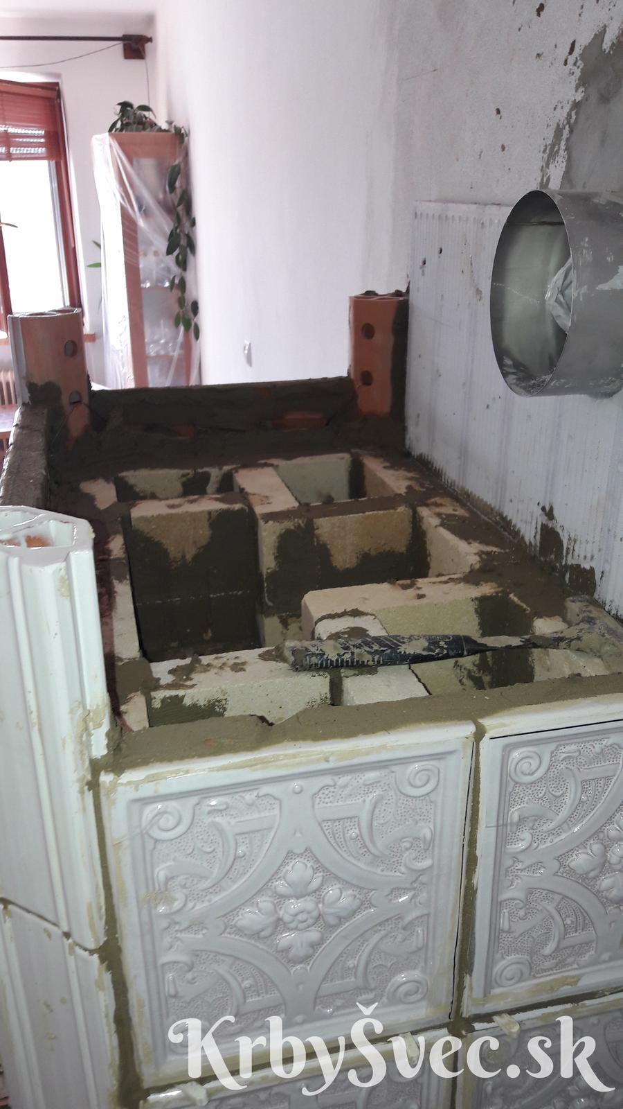 Keramická pec Koniarovce - Obrázok č. 10