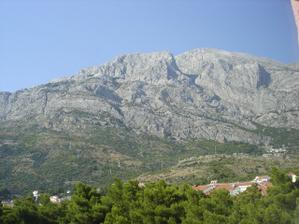 když se  člověk díval na ty hory byl jak v hypnóze