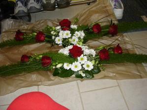 kytky co byli na stole