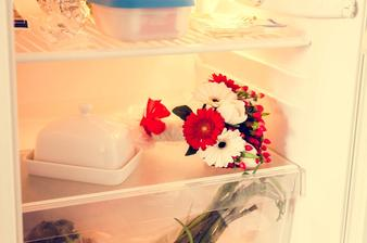 """kytice se musí pořádně """"vychladit"""""""