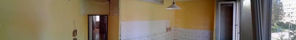 panorama kuchyně