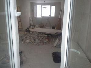 11,5m dlouhý pokoj tam by se už dalo i něco zahrát kdyby byl prázdný :-D