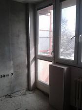 na balkon se těším moc ....jen škoda že se bude chodit z ložnice