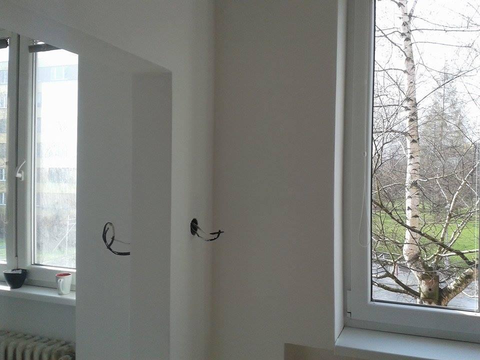Naše rekonstrukce - konečně už vidíme ven skrz okna :-)