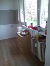 14ti denní provizorní -přespolní- kuchyně