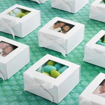 Lucka a Maťko - tieto krabičky zvažujem nad darčeky pre hostí