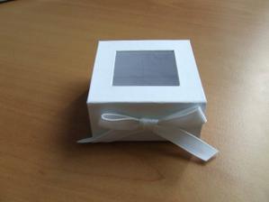 krabičky na darčeky pre hostí už naživo