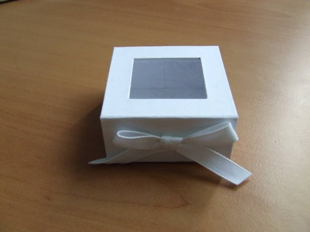 Lucka a Maťko - krabičky na darčeky pre hostí už naživo
