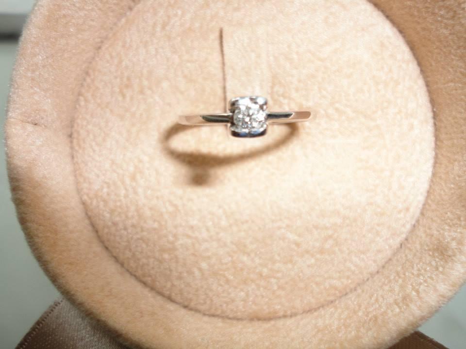 prsten  jsem dostala... - Obrázok č. 1