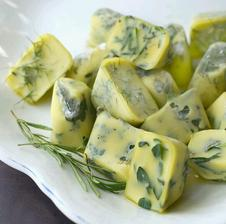 ... v olivovém oleji ...