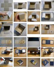 Tak nějak vytvořím krabičku na přání :-)