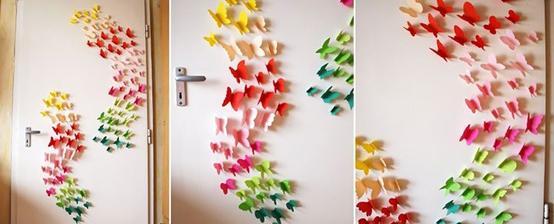 Miluji motýlky :-)