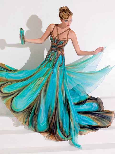 Spoločenské šaty - Obrázok č. 33