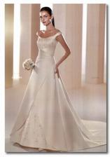 Takéto šaty už mám zajednané ale biele