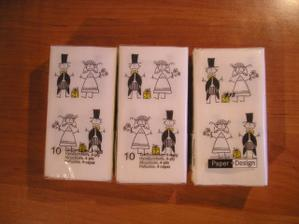 Ty jsem koupila v jednom papírnictví :-) Už jich mám deset ;-)