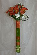 Svatební kytice pro nevěstu - krásná a zajímavá
