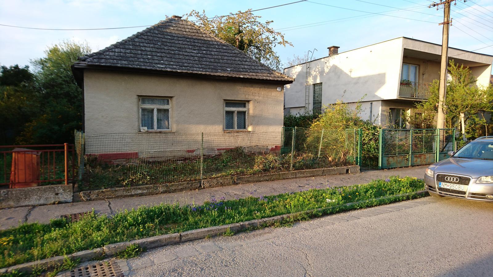 Pozemok + projekt + hruba stavba - Obrázok č. 6