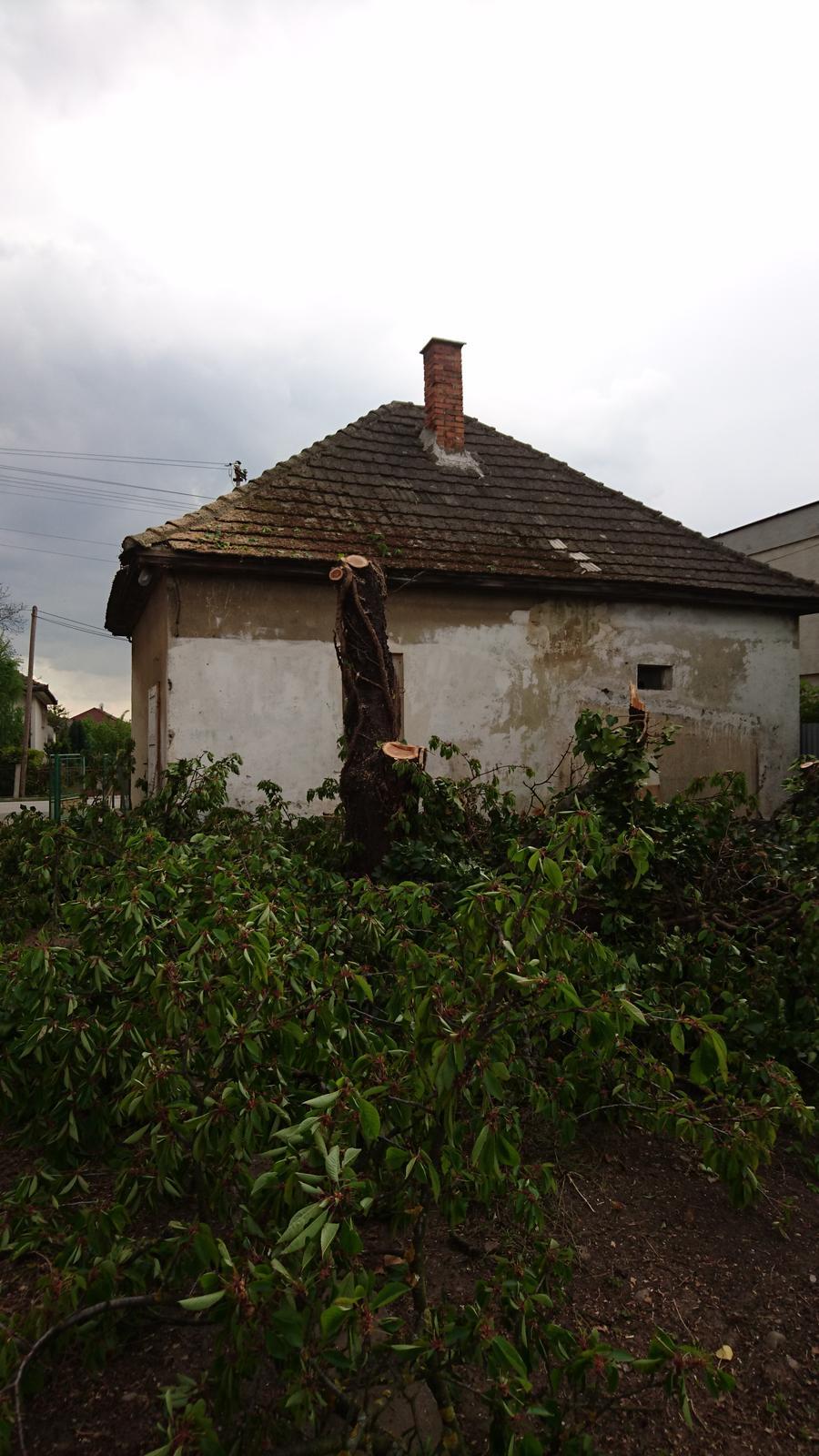 Pozemok + projekt + hruba stavba - Obrázok č. 14