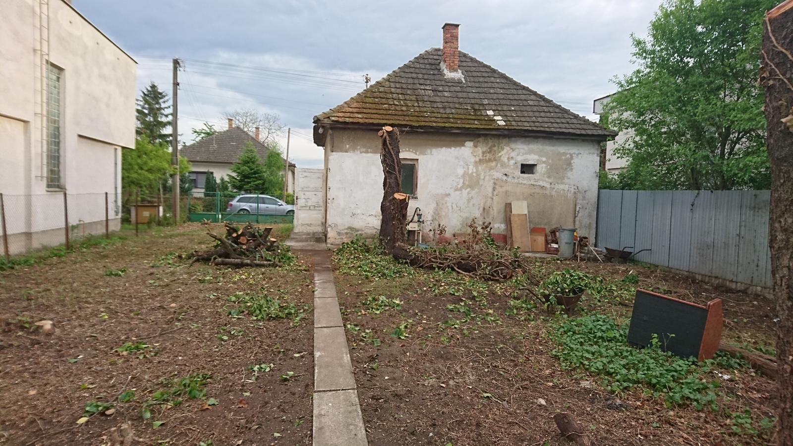 Pozemok + projekt + hruba stavba - Obrázok č. 19