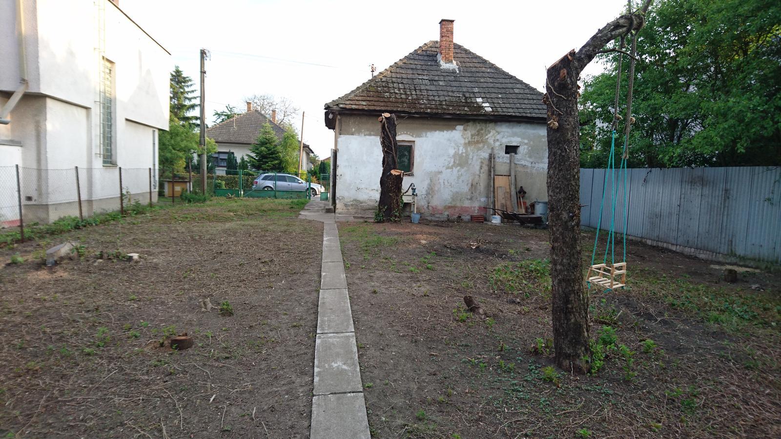 Pozemok + projekt + hruba stavba - Obrázok č. 23