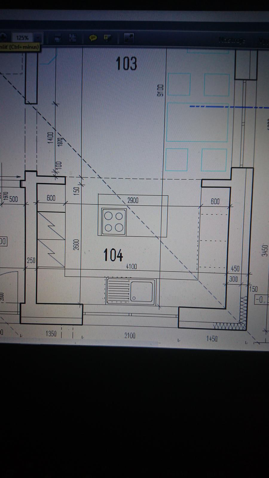 Pozemok + projekt + hruba stavba - Obrázok č. 30
