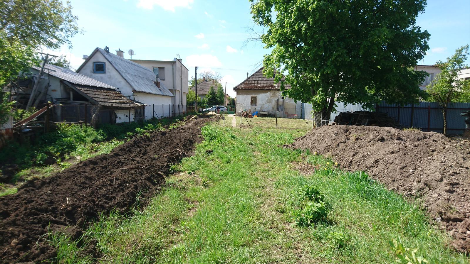 Pozemok + projekt + hruba stavba - Obrázok č. 50