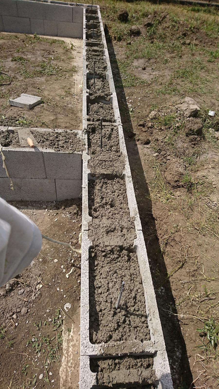 Pozemok + projekt + hruba stavba - Obrázok č. 54