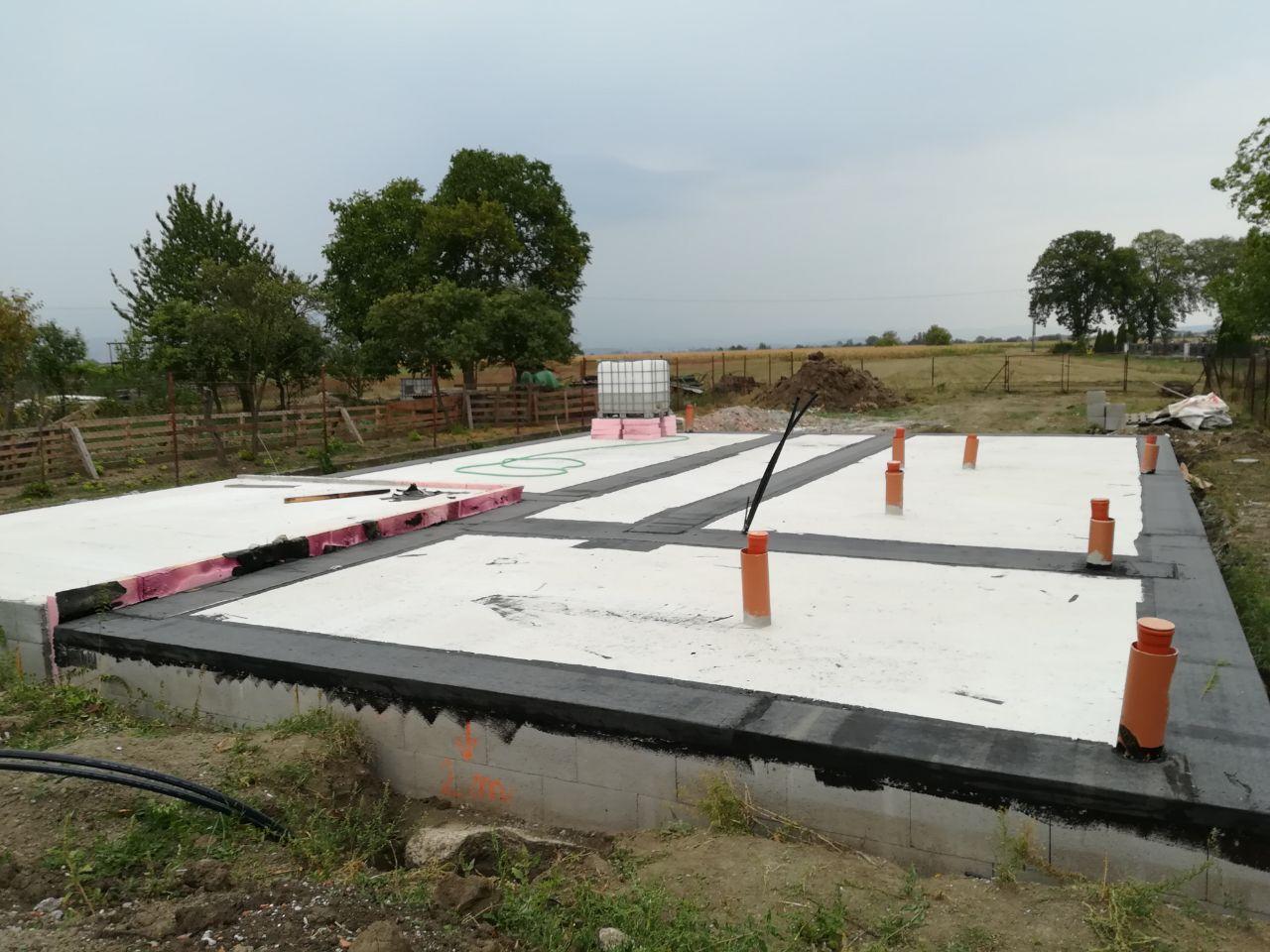 Pozemok + projekt + hruba stavba - Obrázok č. 58