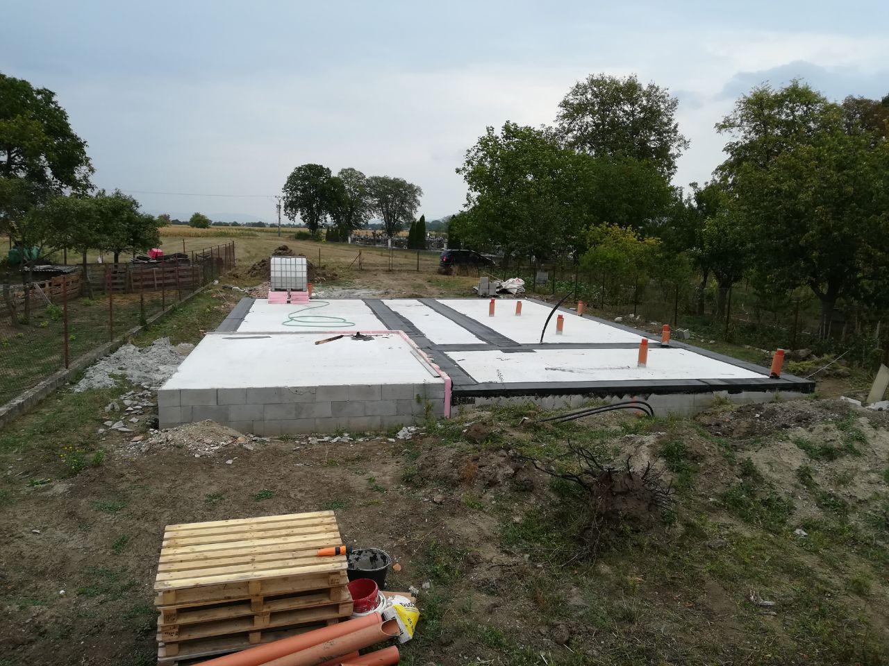 Pozemok + projekt + hruba stavba - Obrázok č. 60