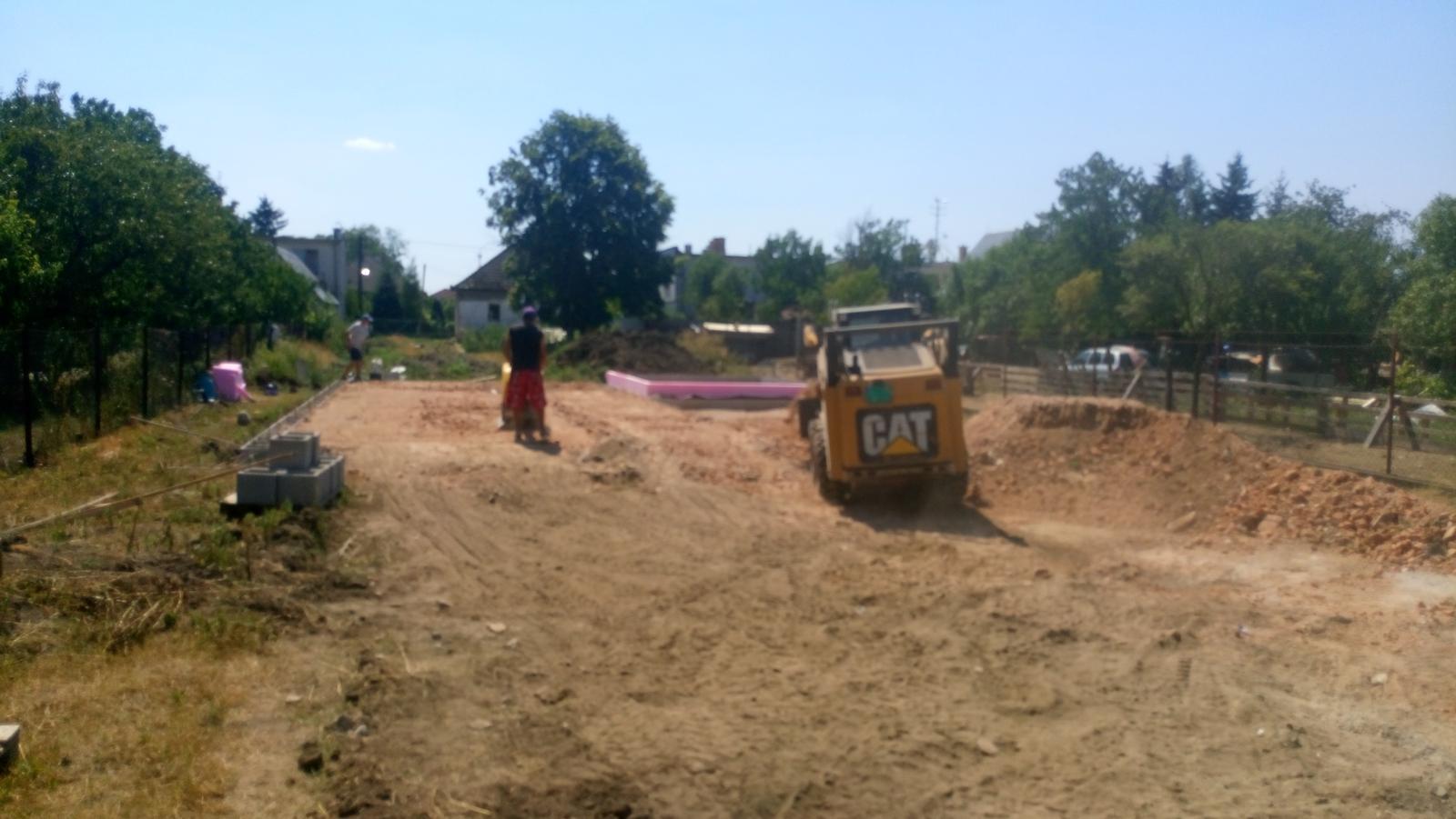 Pozemok + projekt + hruba stavba - Obrázok č. 67