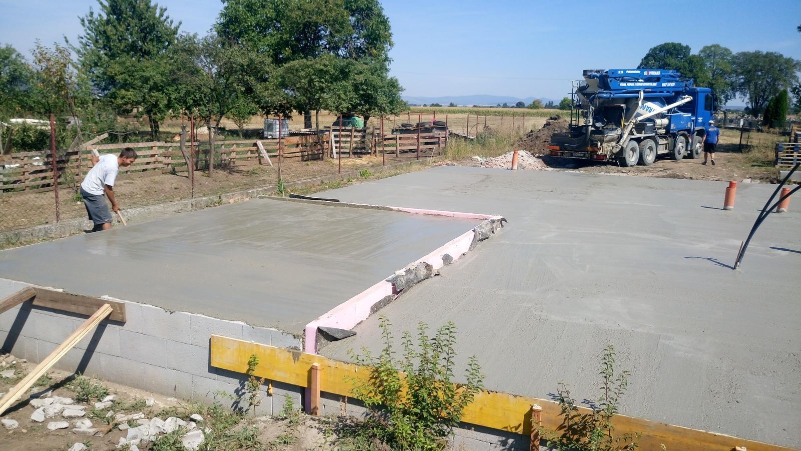 Pozemok + projekt + hruba stavba - Obrázok č. 70
