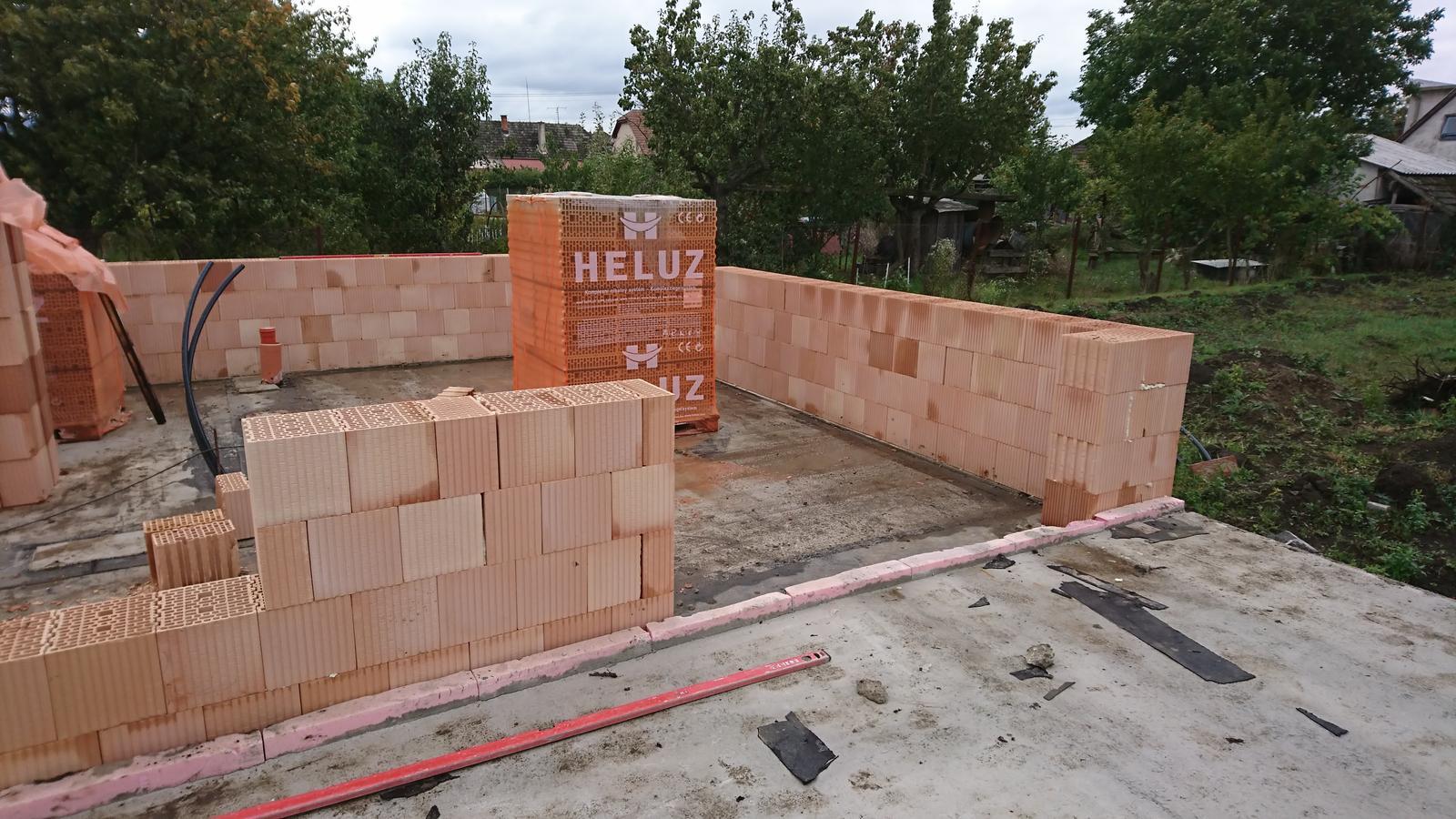 Pozemok + projekt + hruba stavba - Obrázok č. 71