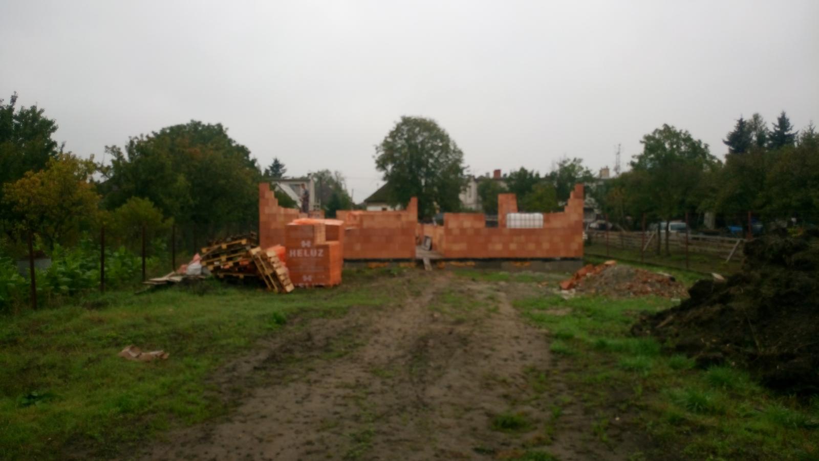 Pozemok + projekt + hruba stavba - Obrázok č. 74