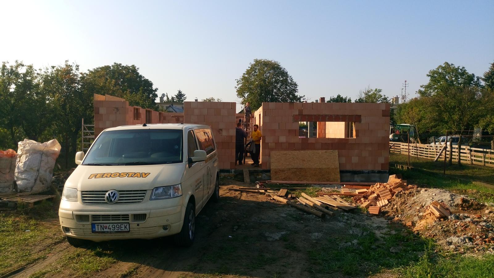 Pozemok + projekt + hruba stavba - Obrázok č. 75